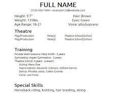 ideas of sample of special skills in resume in reference gallery