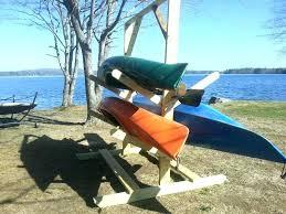 home made kayak rack wood kayak kayak rack kayaks racks kayaks racks furniture wooden kayak rack