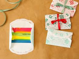how to wrap gift cards for christmas how tos diy step 2