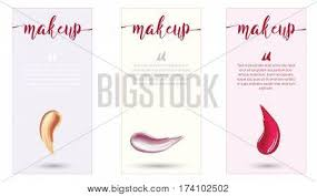 pretty makeup templates cards hand putting business card in wallet freelance makeup artist