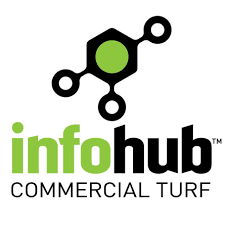 lawn mower logo. infohub™ for commercial turf lawn mower logo r