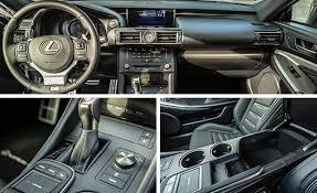 lexus rc f sport interior. view photos lexus rc f sport interior