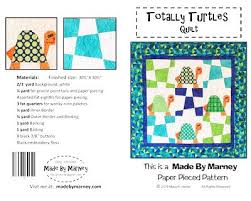 Brewer Sewing - Totally Turtles Quilt &  Adamdwight.com