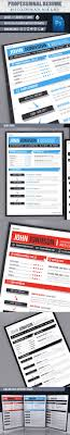23 Best Resume Images On Pinterest Print Templates Resume