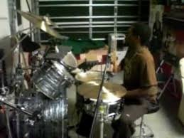 Carlton Barrett Nephew Drum Session - YouTube