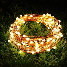 Buy The Purple Tree 10 Meter 1000 LED Copper String <b>Lights</b> Rice ...