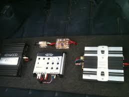 custom dual amplifier crossover install yelp photo of jim s car audio alarm bartlett tn united states custom