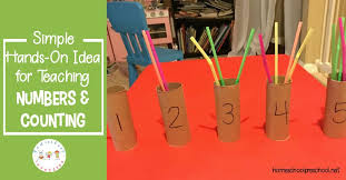 Preschool toilet Kindergarten Come Discover Fun Way To Teach Preschool Numbers And Counting With Straws And Toilet Paper How To Teach Preschool Numbers And Counting With Straws