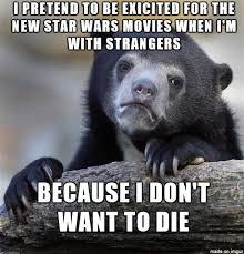 Who knew that movie fans could be so zealous? - Meme Fort via Relatably.com