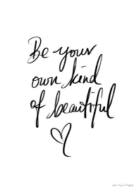 Small Quotes Mesmerizing Meaningful Quotes Everyone Is Beautiful No Matter How Big Or Small