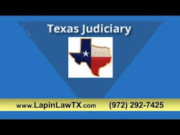 Texas Lawyer Explains The Texas Court System Dallas Fort Worth Texas