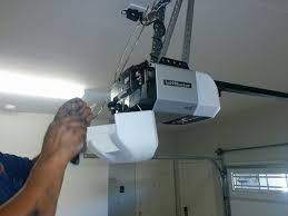 garage door motor repair services