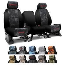 seat covers coverking kryptek camo