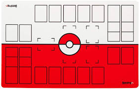 GMC Deluxe 2 Player Compatible Pokemon Stadium Mat Board Playmat:  Amazon.co.uk: Toys & Games