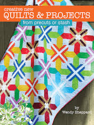 Creative New Quilts & Projects from precuts or stash - Quilt Books ... & MAIN_CreativeNewQuilts Adamdwight.com