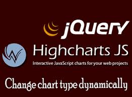 Highcharts Dynamically Change Chart Type With Jquery