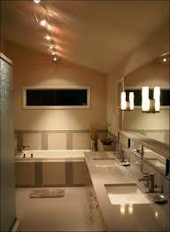 nice bathroom track lights small bathroom track lighting modern bathroom track lighting