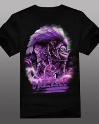 mens dota 2 hero dazzle t shirt plus size shadow priest tee