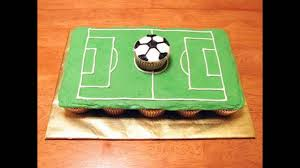 How To Decorate A Soccer Ball Cake Soccer cake decorations ideas YouTube 32