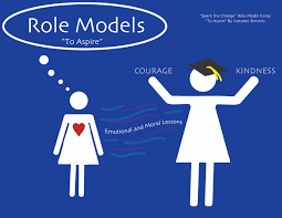 "what can you do to spark a change <a href  positive role models ""i relate to my mothers"