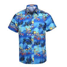 Mens Designer Summer Shirts Click To Buy Hawaiian Shirt Men Short Sleeve Summer