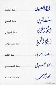 Arabic Name Calligraphy Generator Arabic Fonts The Last Font I Have Never Heard Of One Before Last Is