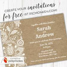 Make Your Invitation How To Make Your Custom Invitation In Picmonkey