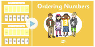 Place Value Flip Chart Promethean Ordering 3 Digit Numbers Flipchart Order Numbers Numeracy