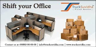 Office Shifting Office Relocation Trucksuvidha