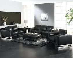 black living room decor modern black sofa living room ideas black white and silver living room