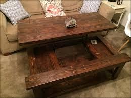 Eating Table Furniture Marvelous Reclaimed Wood Coffee Table Adjustable