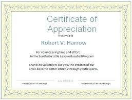 Examples Of Certificates Of Appreciation Wording Custom Sample Template For Certificate Of Appreciation Cassifieldsco
