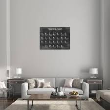 Check out our phonetic canvas selection for the very best in unique or custom, handmade pieces from our shops. Phonetic Alphabet Stretched Canvas Print The Vintage Collection Art Com
