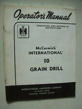 International 510 Grain Drill Seed Chart International 510 Grain Drill Landside Scraper 606154r1 For