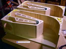 fostex fe206en back loaded horn speaker enclosures
