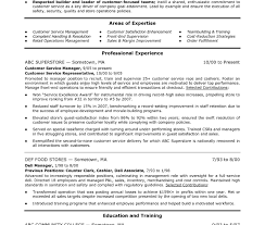 Customer Service Resume Sample 650 550 Resume Templates