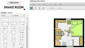 Rather than moving items around your home to see what fits where you can  use free webapp The Make Room from Urban Barn to layout hundreds of pieces  of ...
