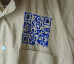 Qr Code Embroidery Dst File Creator Codeproject