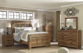 Mansion Bedroom Furniture Buy Ladimier Queen Mansion Bedroom Set By Signature Design From