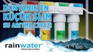 Dünyanın En Az Yer Kaplayan Su Arıtma Cihazı Rainwater - YouTube