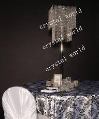 wedding centerpieces for table crystal flower stand home pertaining to contemporary household table top chandeliers decor