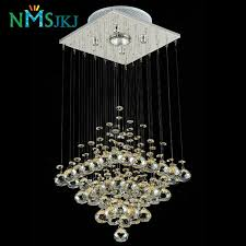 modern led small crystal chandeliers lighting for bedroom bathroom kitchen hallway ceiling lamp hanging lamp whole chandeliers led chandeliers from