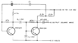circuit diagram of oscillator the wiring diagram sens detectors > medical > frequency crystal oscillator circuit circuit diagram