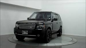 2012 Land Rover Range Rover Supercharged - YouTube