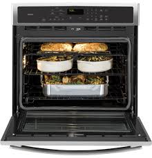 ge profile series 30 built in single electric convection wall oven silver pt7050sfss best