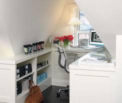 attic office ideas. cool attic home office design ideas