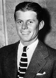 jfk years in office. JFK As A Boy Young John F. Kennedy In Tweed Jacket And Stripe Tie Jfk Years Office