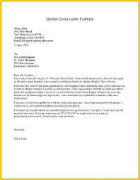 Awesome Collection Of Cover Letter Sample For Dental Assistant