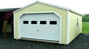 20 foot garage door x 20 foot garage door