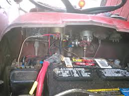 wiring diagram for massey ferguson 230 the wiring diagram mf 135 single wire alt hook up yesterday s tractors wiring diagram
